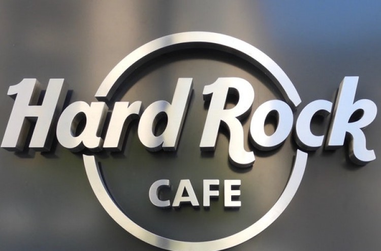 Restaurante Menu ¨Gold¨ Hard Rock Cafe